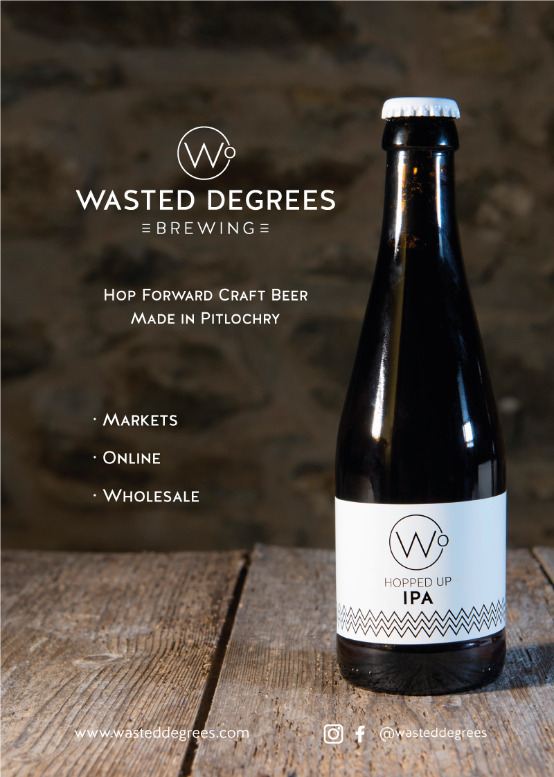 Wasted Degrees Brewing