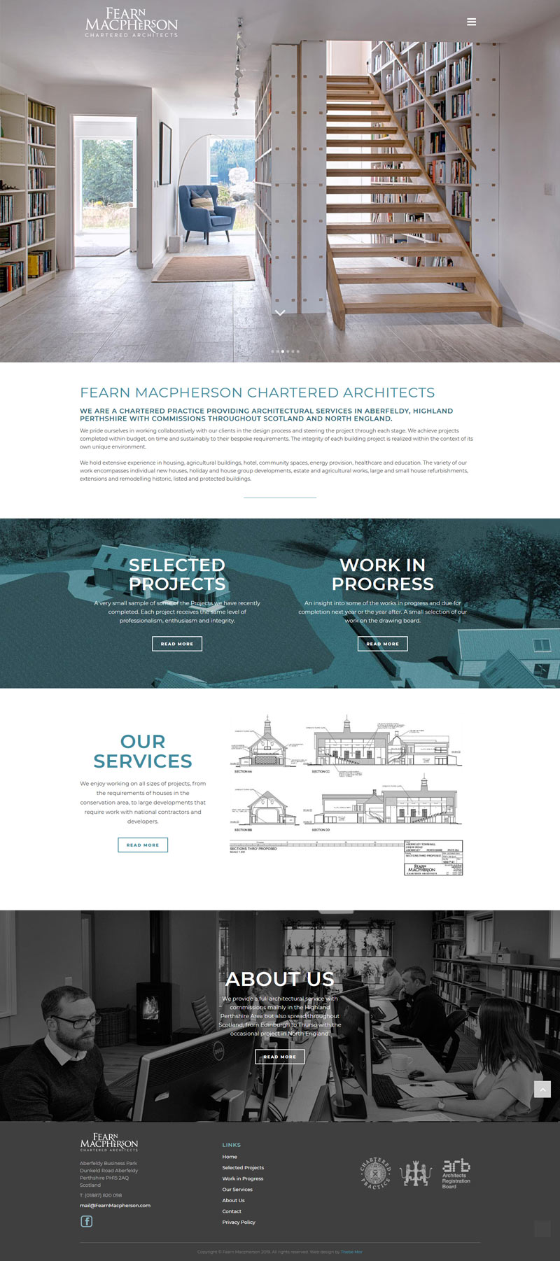 Fearn Macpherson Chartered Architects