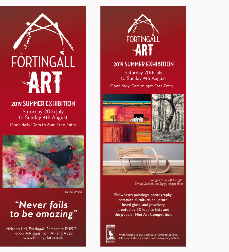 Fortingall Art