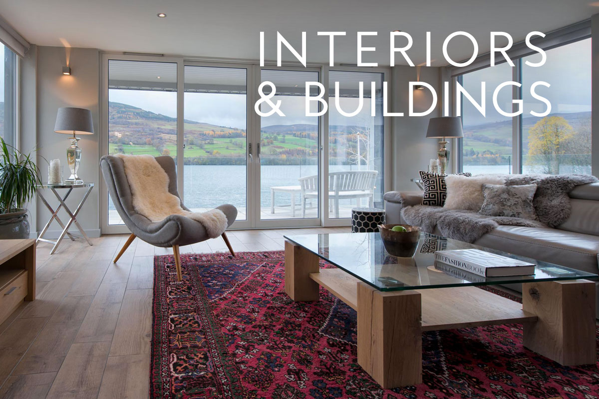 Thebe Mor Photography - Interiors & Buildings